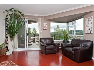 "Photo 10: 408 1215 LANSDOWNE Drive in Coquitlam: Upper Eagle Ridge Townhouse for sale in ""SUNRIDGE ESTATES"" : MLS®# V968136"
