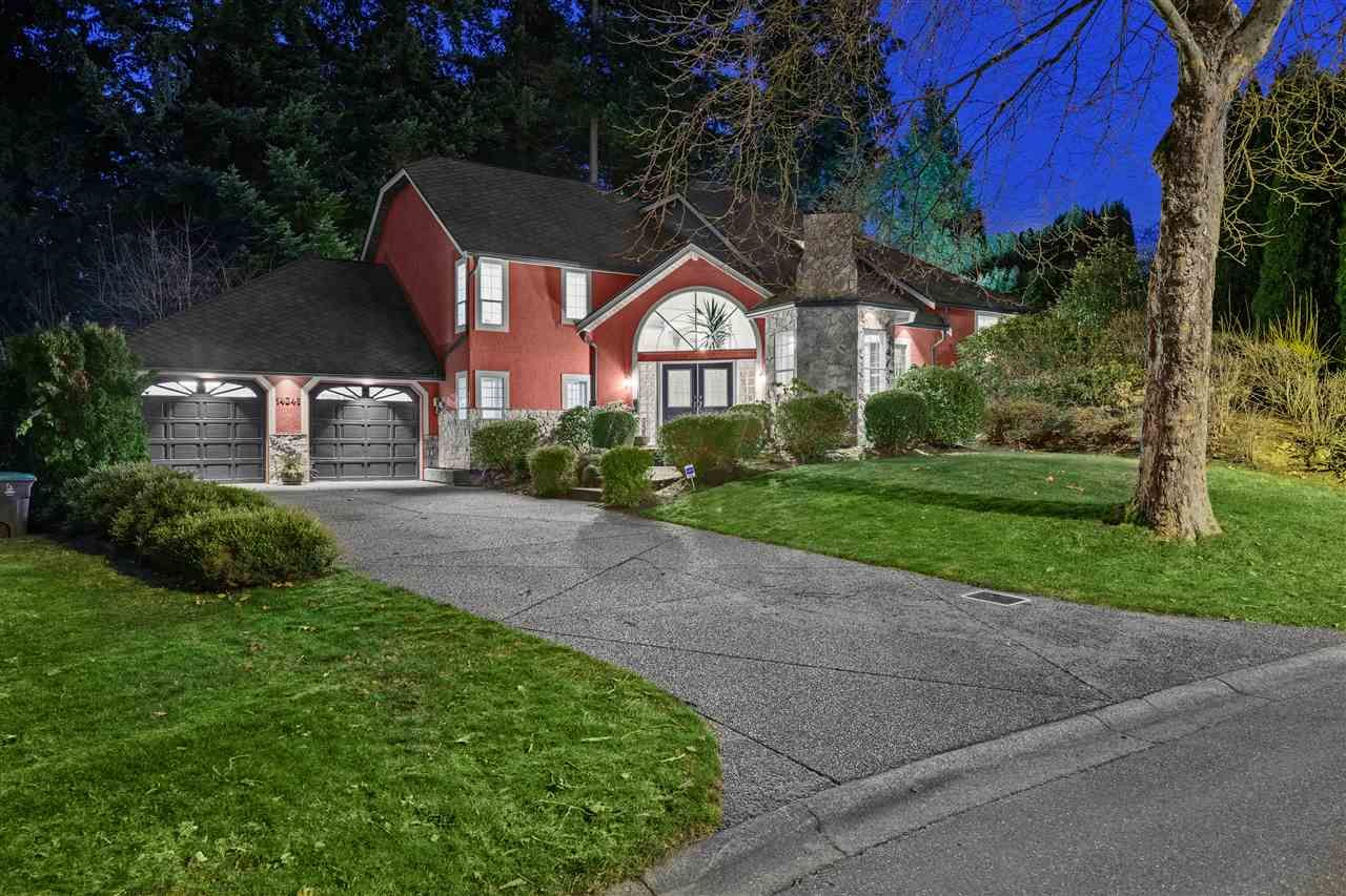 Main Photo: 14346 29A Avenue in Surrey: Elgin Chantrell House for sale (South Surrey White Rock)  : MLS®# R2533095
