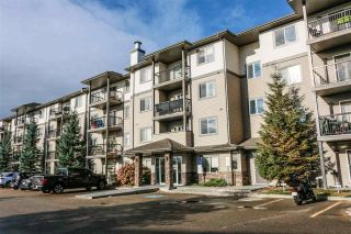 Photo 1: 325 1180 HYNDMAN Road in Edmonton: Zone 35 Condo for sale : MLS®# E4227439