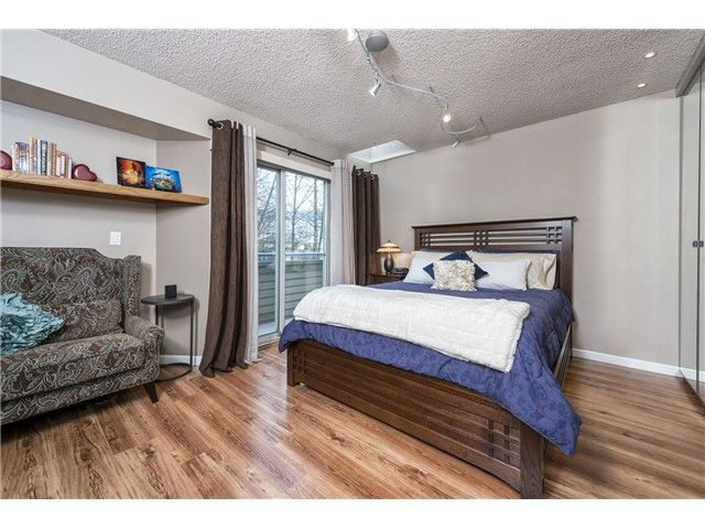 """Photo 11: Photos: 18 2978 WALTON Avenue in Coquitlam: Canyon Springs Townhouse for sale in """"CREEK TERRACE"""" : MLS®# V1049837"""