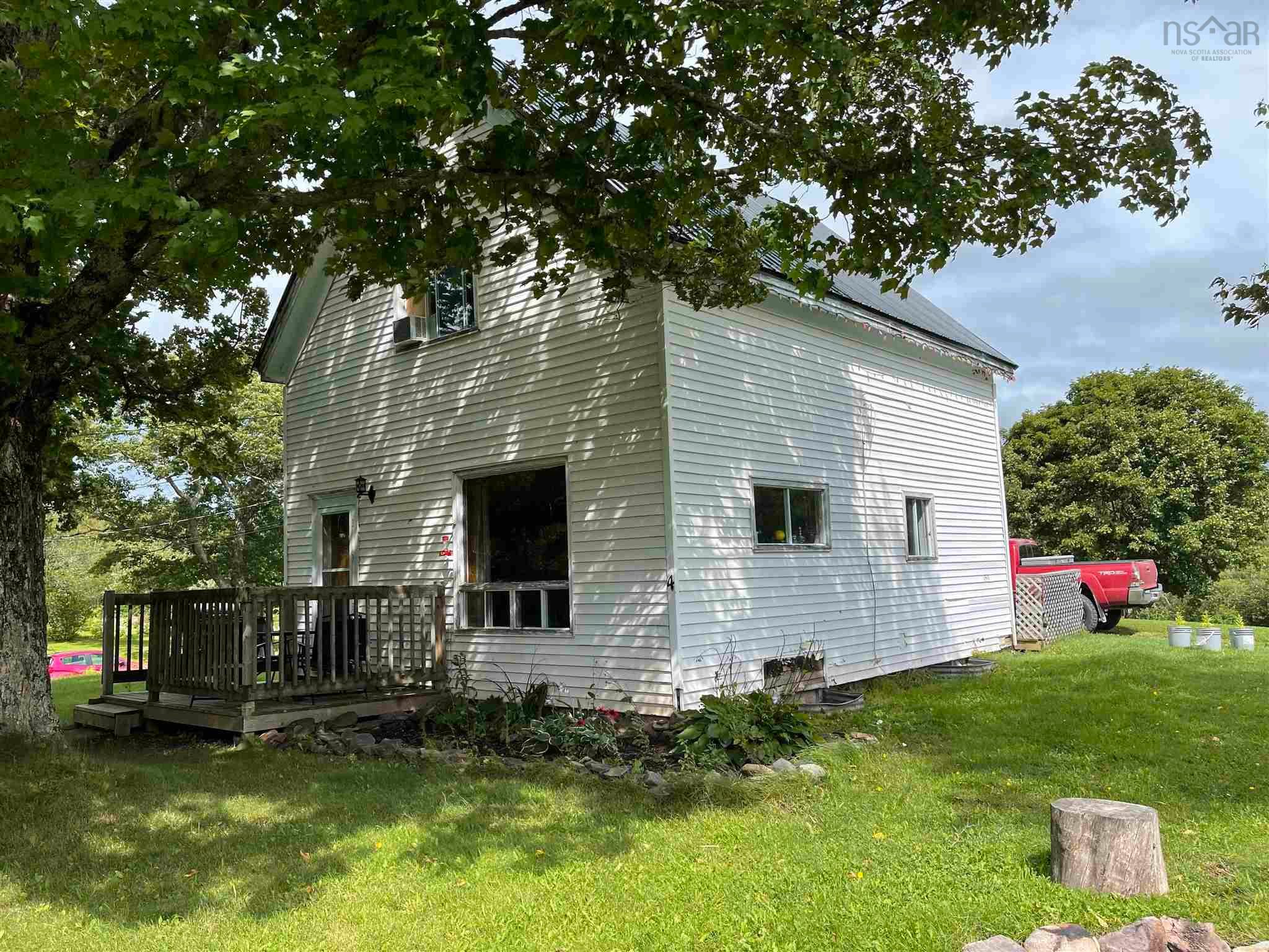 Main Photo: 4 Second Street in Eureka: 108-Rural Pictou County Residential for sale (Northern Region)  : MLS®# 202120639
