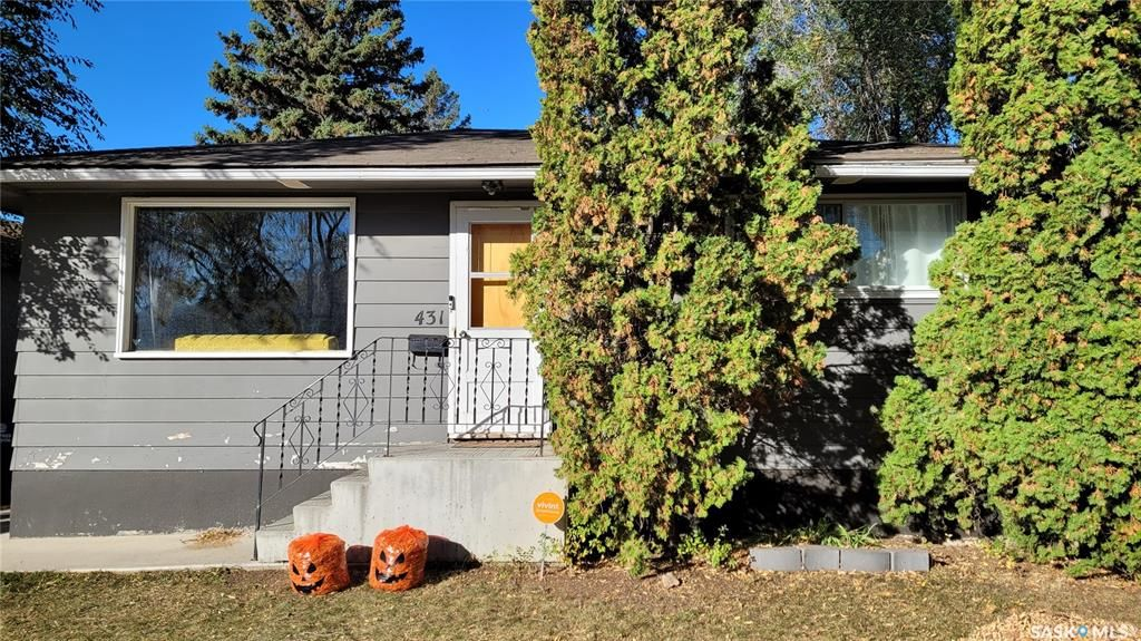 Main Photo: 431 X Avenue South in Saskatoon: Meadowgreen Residential for sale : MLS®# SK872070