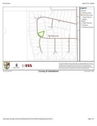 Photo 5: 8 River Ridge Estates: Rural Wetaskiwin County Rural Land/Vacant Lot for sale : MLS®# E4236920