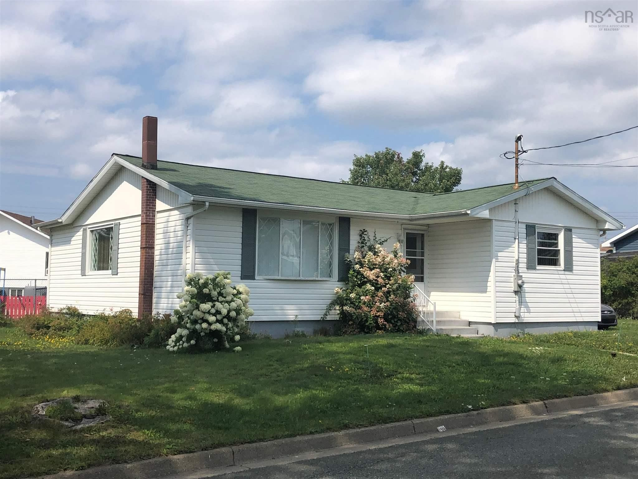 Main Photo: 8 Hickman Street in Glace Bay: 203-Glace Bay Residential for sale (Cape Breton)  : MLS®# 202122345