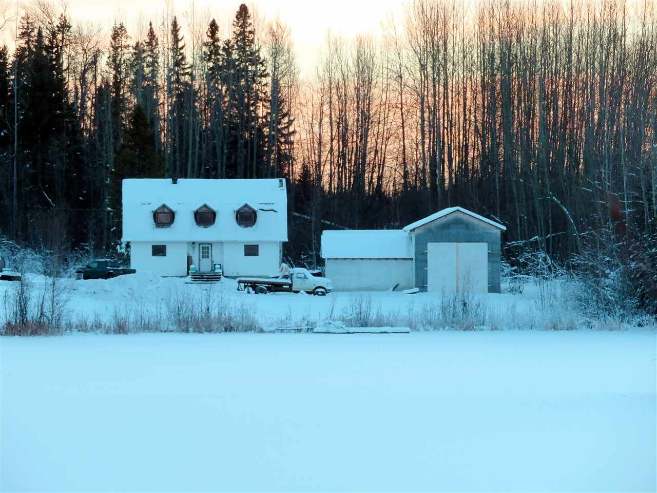 Photo 3: Photos: MILE 283 97 (ALASKA) Highway in Fort Nelson: Fort Nelson - Rural House for sale (Fort Nelson (Zone 64))  : MLS®# R2275782