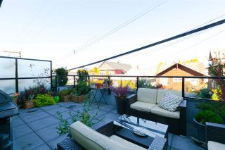 "Photo 19: 102 2141 E HASTINGS Street in Vancouver: Hastings Condo for sale in ""THE OXFORD"" (Vancouver East)  : MLS®# R2313588"