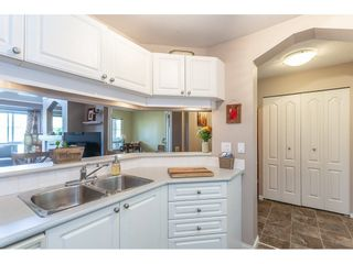 """Photo 4: 323 19528 FRASER Highway in Surrey: Cloverdale BC Condo for sale in """"FAIRMONT"""" (Cloverdale)  : MLS®# R2310771"""