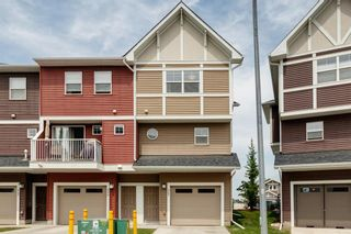 Photo 26: 205 1225 Kings Heights Way SE: Airdrie Row/Townhouse for sale : MLS®# A1122375