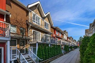 """Photo 3: 506 1661 FRASER Avenue in Port Coquitlam: Glenwood PQ Townhouse for sale in """"Brimley Mews"""" : MLS®# R2446911"""