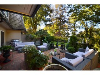 """Photo 11: 1449 MCRAE AV in Vancouver: Shaughnessy Townhouse for sale in """"McRae Mews"""" (Vancouver West)  : MLS®# V1010642"""