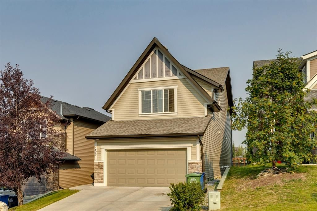 Main Photo: 208 Sunset View: Cochrane Detached for sale : MLS®# A1136470