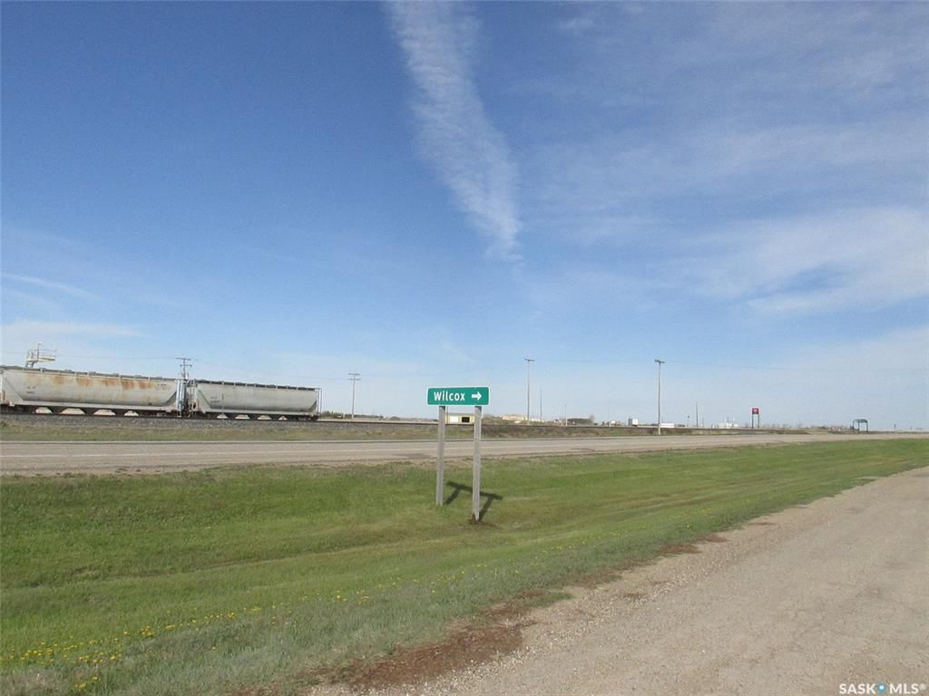 Main Photo: BLOCK M Railway Avenue in Wilcox: Commercial for sale : MLS®# SK838446