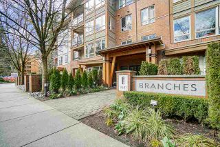 "Photo 2: 404 2601 WHITELEY Court in North Vancouver: Lynn Valley Condo for sale in ""BRANCHES"" : MLS®# R2563745"