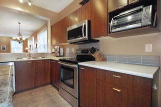 Photo 3: 52-11067 Barnston View Road in Pitt Meadows: South Meadows Townhouse for sale : MLS®# R2145745
