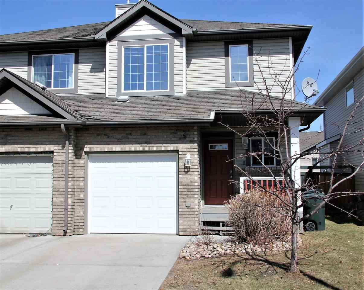Main Photo: 34 VENICE Boulevard: Spruce Grove House Half Duplex for sale : MLS®# E4240153