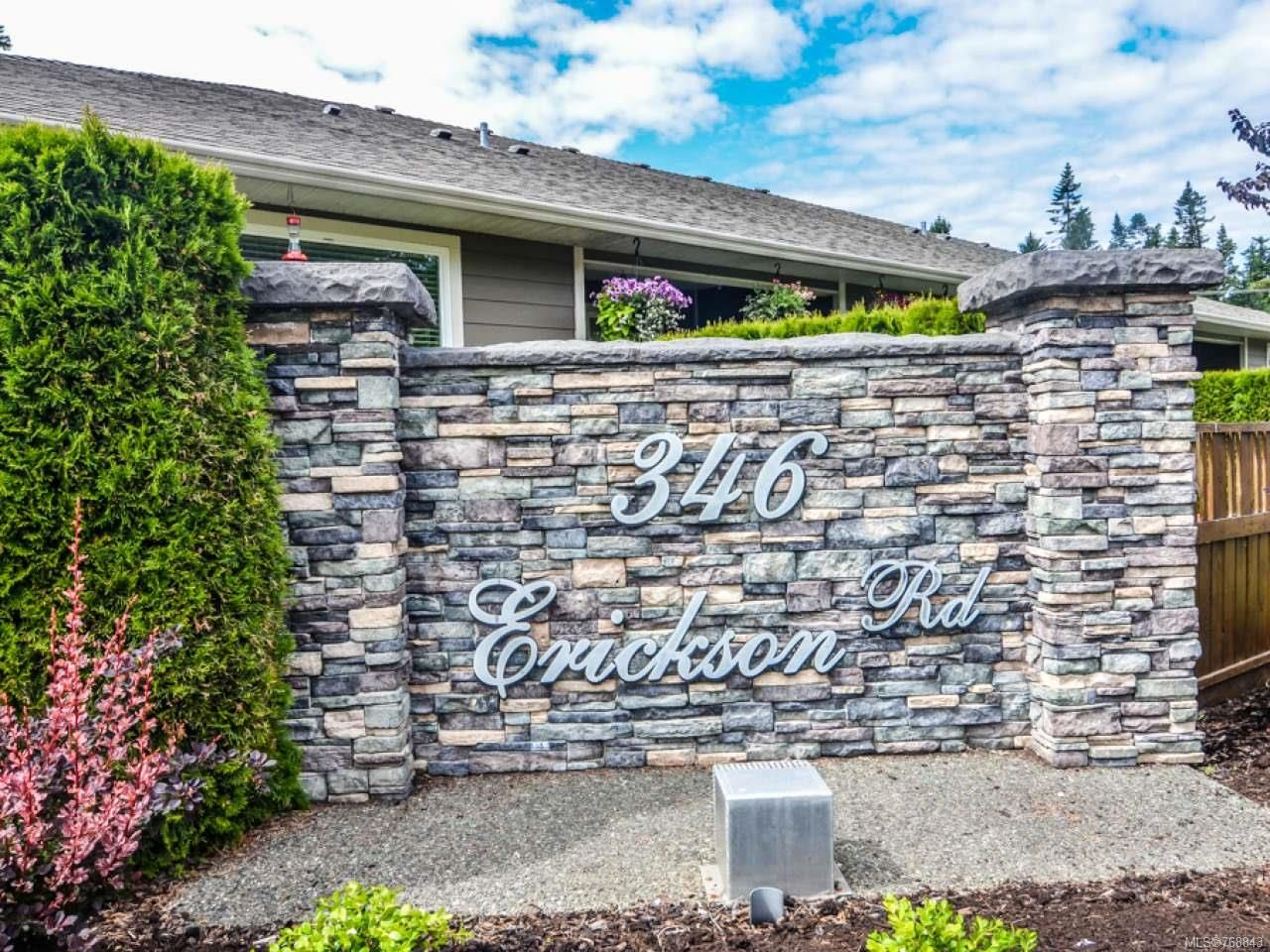 Photo 10: Photos: 15 346 Erickson Rd in CAMPBELL RIVER: CR Willow Point Row/Townhouse for sale (Campbell River)  : MLS®# 768843