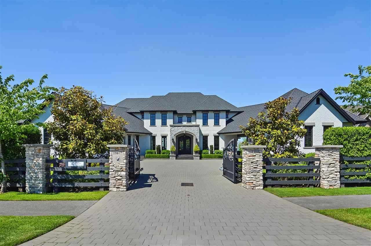 """Main Photo: 19847 3 Avenue in Langley: Campbell Valley House for sale in """"HIGH POINT"""" : MLS®# R2484133"""