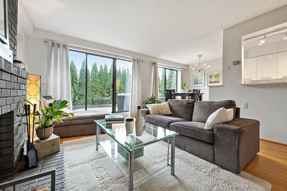 AMAZING LOCATION! across from famous Kits Beach
