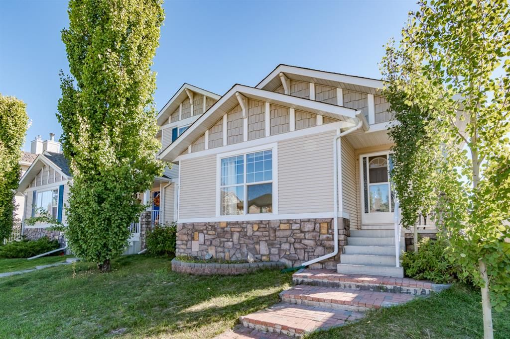 Main Photo: 48 West Springs Way SW in Calgary: West Springs Row/Townhouse for sale : MLS®# A1148807