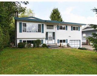 Photo 1: 12095 GEE Street in Maple_Ridge: East Central House for sale (Maple Ridge)  : MLS®# V770286