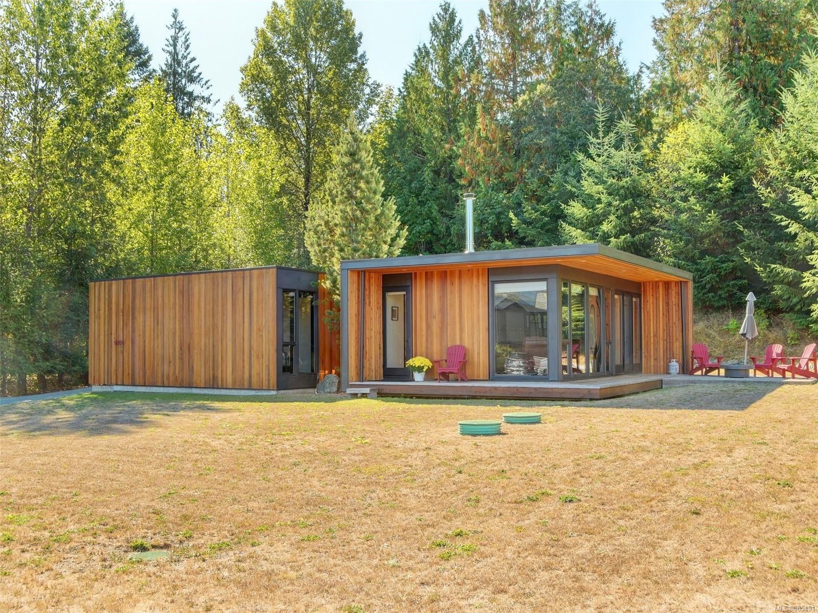 Main Photo: 9866 Stin-Qua Rd in : Du Honeymoon Bay House for sale (Duncan)  : MLS®# 885491
