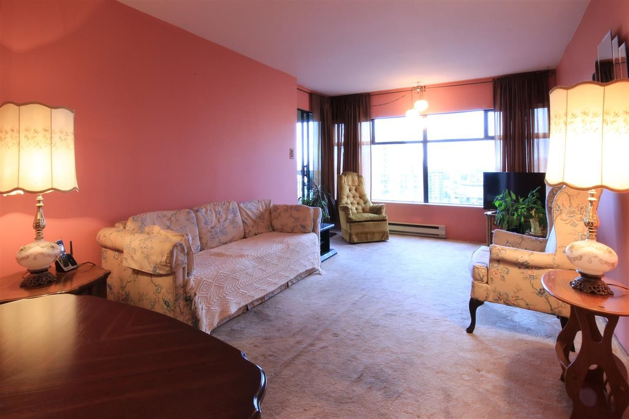 """Main Photo: 1803 615 BELMONT Street in New Westminster: Uptown NW Condo for sale in """"BELMONT TOWERS"""" : MLS®# R2123031"""