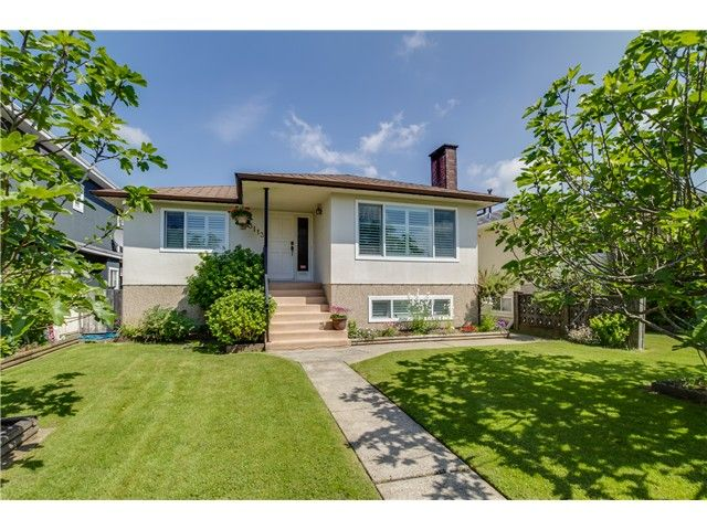 Main Photo: 3113 E 51ST Avenue in Vancouver: Killarney VE House for sale (Vancouver East)  : MLS®# V1067841