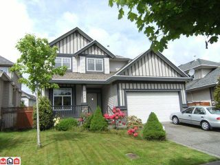 "Photo 1: 6333 167A Street in Surrey: Cloverdale BC House for sale in ""CLOVER RIDGE"" (Cloverdale)  : MLS®# F1113809"