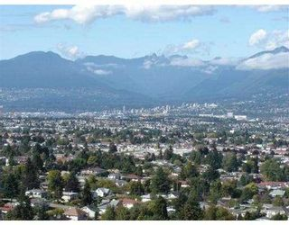 """Photo 1: 2204 5645 BARKER AV in Burnaby: Central Park BS Condo for sale in """"CENTRAL PARK PLACE"""" (Burnaby South)  : MLS®# V570182"""