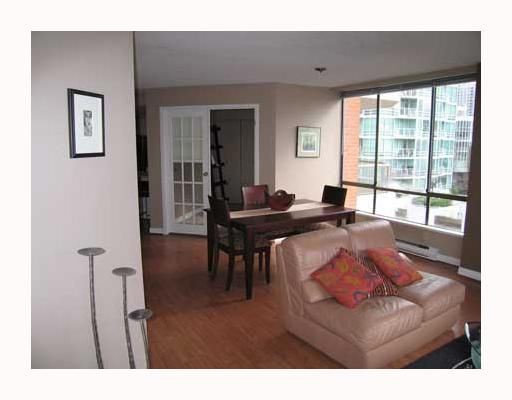 """Photo 4: Photos: 1625 HORNBY Street in Vancouver: False Creek North Condo for sale in """"SEAWALK NORTH"""" (Vancouver West)  : MLS®# V640606"""
