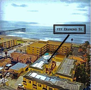 Photo 2: PACIFIC BEACH Condo for sale : 4 bedrooms : 727 Diamond St. in San Diego, CA