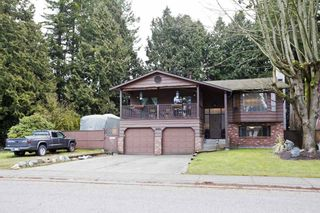 """Photo 1: 3496 198 Street in Langley: Brookswood Langley House for sale in """"Meadowbrooke"""" : MLS®# R2168716"""