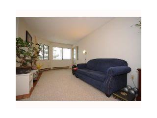 """Photo 2: 406 9890 MANCHESTER Drive in Burnaby: Cariboo Condo for sale in """"BROOKSIDE COURT"""" (Burnaby North)  : MLS®# V829892"""