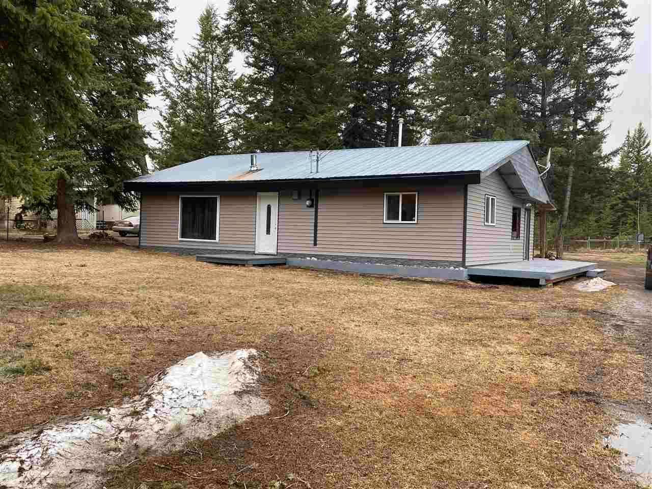 Main Photo: 4165 PACIFIC Road in Williams Lake: Williams Lake - Rural North House for sale (Williams Lake (Zone 27))  : MLS®# R2575759