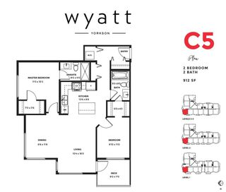 """Photo 2: 309 7811 209 Street in Langley: Willoughby Heights Condo for sale in """"WYATT"""" : MLS®# R2557887"""