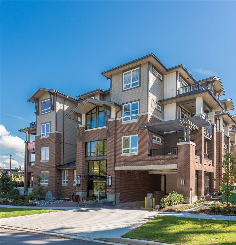 "Main Photo: 306 15188 29A Avenue in Surrey: King George Corridor Condo for sale in ""SOUTH POINT WALK"" (South Surrey White Rock)  : MLS®# R2029578"