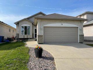 Photo 1: 78 Henry Dormer Drive in Winnipeg: Island Lakes Residential for sale (2J)  : MLS®# 202122225