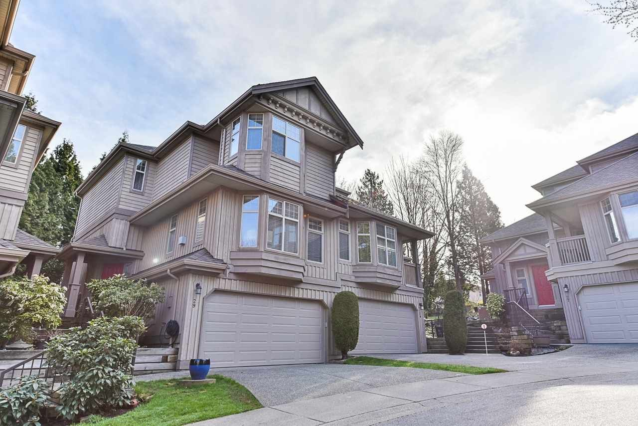 Main Photo: 29 8868 16TH AVENUE in : The Crest Townhouse for sale : MLS®# R2351830