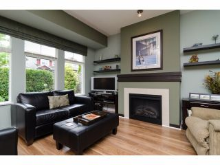 """Photo 8: 49 15188 62A Avenue in Surrey: Sullivan Station Townhouse for sale in """"Gillis Walk"""" : MLS®# F1413374"""