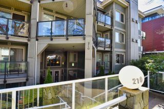 """Photo 2: 108 210 CARNARVON Street in New Westminster: Downtown NW Condo for sale in """"Hillside Heights"""" : MLS®# R2565656"""