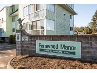 """Photo 2: 114 31850 UNION Street in Abbotsford: Abbotsford West Condo for sale in """"Fernwood Manor"""" : MLS®# R2135646"""