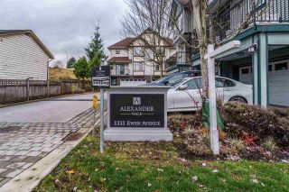 "Photo 31: 1 1211 EWEN Avenue in New Westminster: Queensborough Townhouse for sale in ""Alexander Walk"" : MLS®# R2519842"