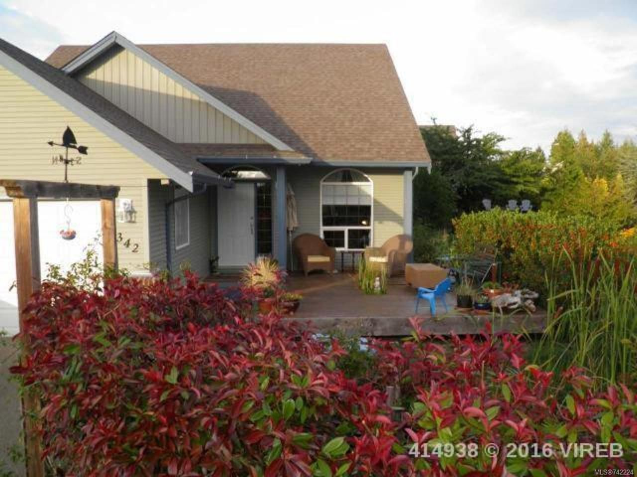Main Photo: 2342 St Andrews Way in COURTENAY: CV Courtenay East House for sale (Comox Valley)  : MLS®# 742224