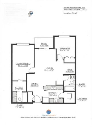 """Photo 18: 209 1969 WESTMINSTER Avenue in Port Coquitlam: Glenwood PQ Condo for sale in """"THE SAPHIRE"""" : MLS®# R2118876"""