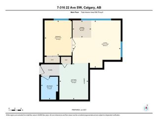Photo 25: 7 316 22 Avenue SW in Calgary: Mission Apartment for sale : MLS®# A1115911