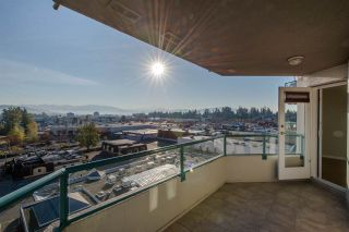 """Photo 15: 803 32440 SIMON Avenue in Abbotsford: Abbotsford West Condo for sale in """"Trethewey Tower"""" : MLS®# R2418089"""