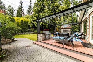 Photo 30: 1299 ELDON Road in North Vancouver: Canyon Heights NV House for sale : MLS®# R2574779
