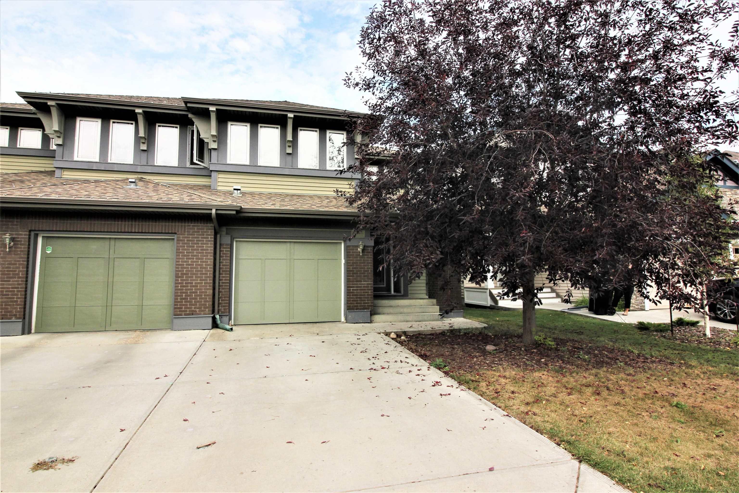 Main Photo: 2285 AUSTIN Way in Edmonton: Zone 56 House Half Duplex for sale : MLS®# E4262295