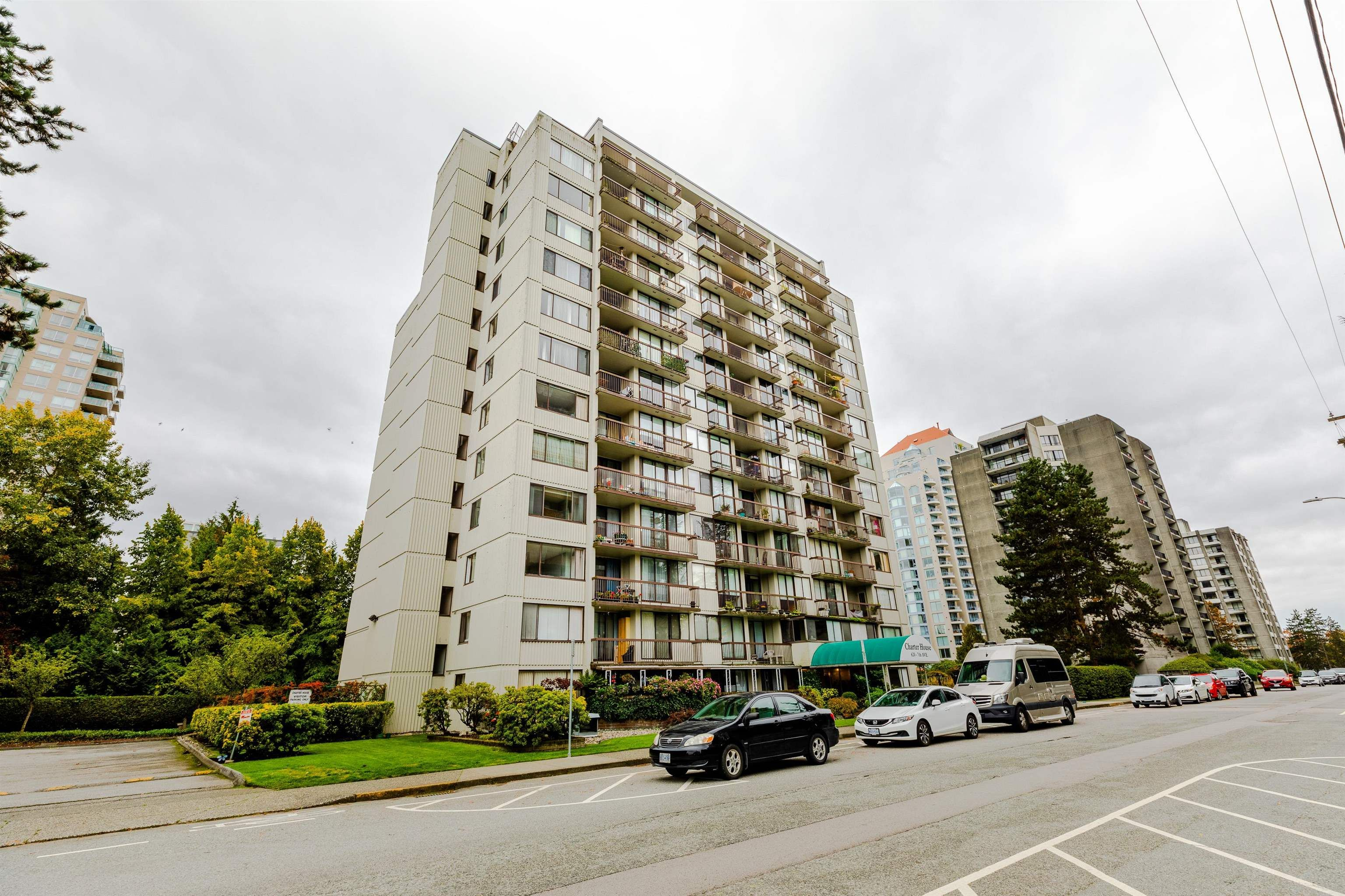 Main Photo: 902 620 SEVENTH Avenue in New Westminster: Uptown NW Condo for sale : MLS®# R2625198