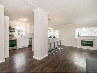 """Photo 9: 251 1840 160 Street in Surrey: King George Corridor Manufactured Home for sale in """"BREAKAWAY BAYS"""" (South Surrey White Rock)  : MLS®# R2574472"""